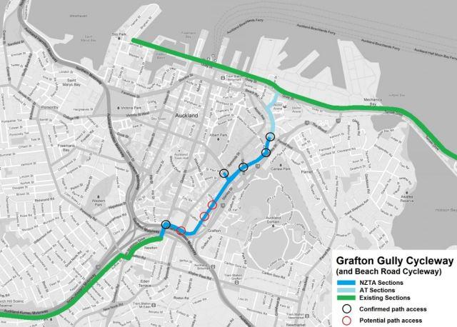 01-Grafton-Gully-Cycleway-Map-1