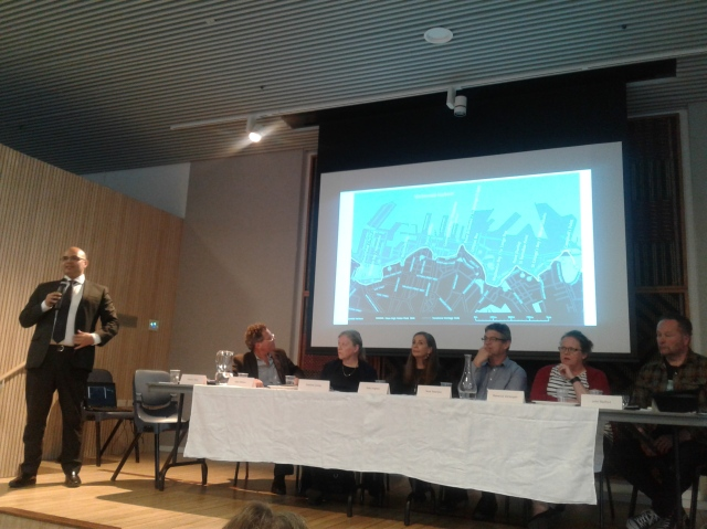 Heritage Panel 2017