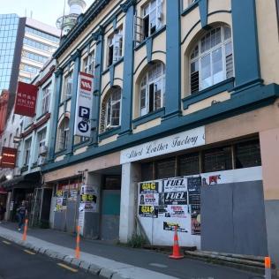 51-53 Albert heritage frontage