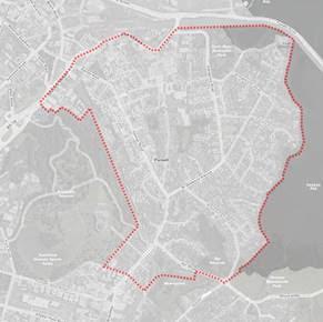 Parnell Plan area